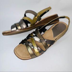 Life Stride women's sandals size 7M